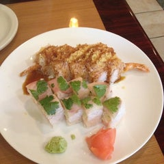 Photo taken at Sushi I by Sarah N. on 6/27/2012