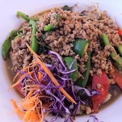 Photo taken at Best Thai Cuisine by Jeffrey S. on 2/11/2012