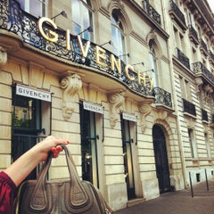 Photo taken at Givenchy by Sarah B. on 5/29/2012