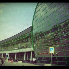 Photo taken at Astana International Airport (TSE) by Paul A. on 5/22/2012