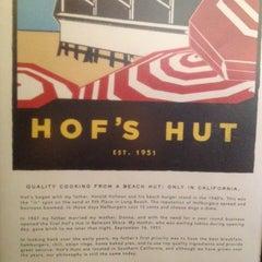 Photo taken at Hof's Hut by Bill K. on 2/11/2012