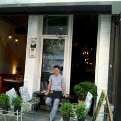Photo taken at Sticky Rice by mbk n. on 6/16/2012