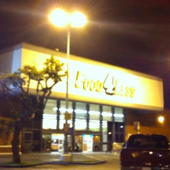 Photo taken at Food 4 Less by Theron X. on 4/16/2012