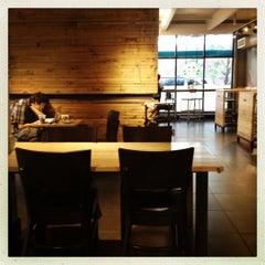 Photo taken at Starbucks by Samantha O. on 8/30/2012