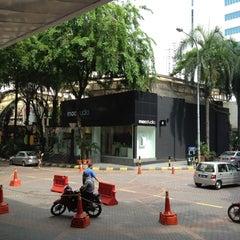 Photo taken at Mac Studio by moonHwa 文. on 8/1/2012