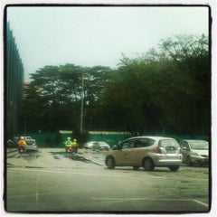 Photo taken at Bukit Batok Driving Centre (BBDC) by Emily S. on 3/2/2012