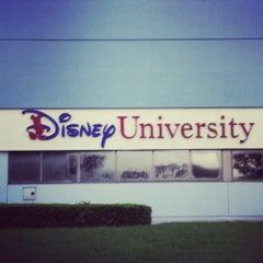 Photo taken at Disney University by Alicia B. on 8/18/2012
