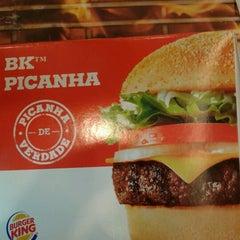 Photo taken at Burger King by Rose Carina G. on 7/22/2012