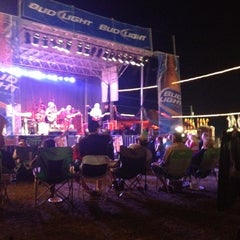 Photo taken at Bama Jam Music Festival by Lisa R. on 6/16/2012