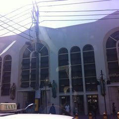Photo taken at Minor Basilica of the Black Nazarene (Quiapo Church) by Michelle Santos M. on 2/28/2012