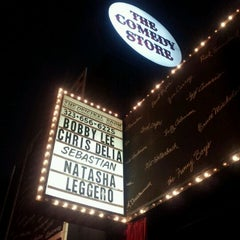 Photo taken at The Comedy Store by Bubba S. on 2/25/2012
