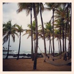 Photo taken at Caribe Hilton by Jennifer Z. on 7/20/2012