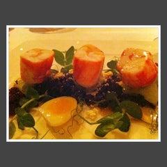 Photo taken at Senses Restaurant by Shereen K. on 6/25/2011