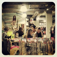 Photo taken at Urban Outfitters by Christoph B. on 6/2/2012