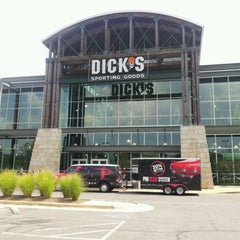 Photo taken at Dick's Sporting Goods by Nick R. on 8/8/2012