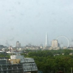 Photo taken at Spa at Four Seasons Hotel London at Park Lane by Russell G. on 8/25/2012