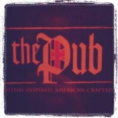 Photo taken at The Pub Pembroke by Mike B. on 8/31/2011