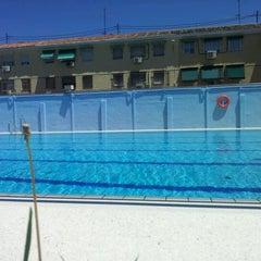 Photo taken at Instalación Deportiva San Vicente de Paúl by Noe .. on 6/22/2012