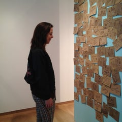 Photo taken at Madison Museum of Contemporary Art by Aaron K. on 5/3/2012