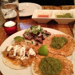Photo taken at Pinche Tacos by Mark G. on 12/21/2011