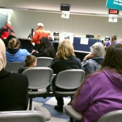 Photo taken at Wisconsin Division of Motor Vehicles (DMV) by Bobby G. on 12/15/2011