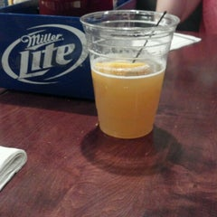 Photo taken at Miller's Pub by Carissa A. on 6/28/2012