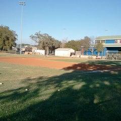 Photo taken at Cedar Park Youth League by jennyc c. on 10/4/2011