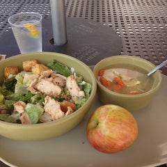 Photo taken at Panera Bread by Larry on 4/24/2012