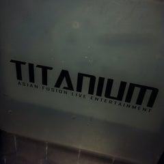 Photo taken at Titanium by Melaniee A. on 6/4/2011