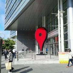 Photo taken at Moscone Center by Paul W. on 6/28/2012