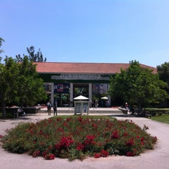 Photo taken at The Huntington Library, Art Collections, and Botanical Gardens by Mike H. on 6/9/2012
