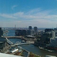 Photo taken at Crown Metropol Hotel by Shaun T. on 4/6/2012