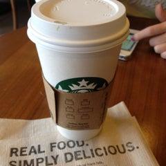 Photo taken at Starbucks by Jimmy C. on 2/5/2012