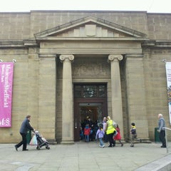 Photo taken at Weston Park Museum by Joanne K. on 3/19/2012