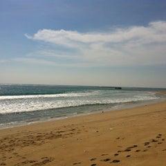 Photo taken at หาดในยาง (Nai Yang Beach) by Surja T. on 7/1/2012