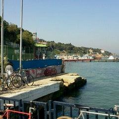 Photo taken at Büyükada Motor İskelesi by 🅰ntonio E. on 8/15/2011