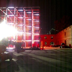 Photo taken at Creators Project: New York 2011 by Eric B. on 10/12/2011