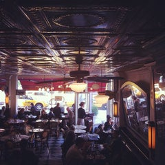 Photo taken at French Roast by David F. on 10/18/2011
