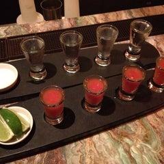 Photo taken at La Cava del Tequila by Elisha P. on 6/4/2012