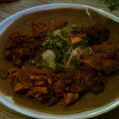 Photo taken at Gojo Ethiopian Restaurant by Thao N. on 10/15/2011