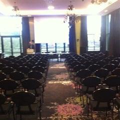 Photo taken at Van der Valk Hotel Sneek by Ewald V. on 10/12/2011