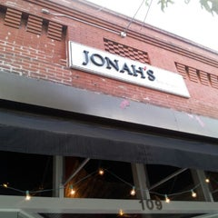 Photo taken at Jonah's Fish & Grits by Eric C. on 9/7/2012