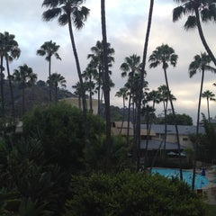 Photo taken at Crowne Plaza San Diego - Mission Valley by Stacie on 8/6/2012