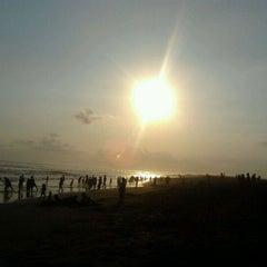 Photo taken at Pantai Ketawang by Andri Y. on 9/6/2011