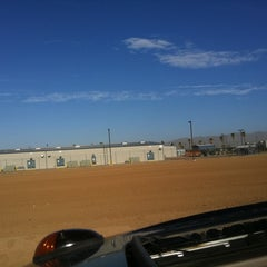 Photo taken at Perryville State Prison by Tobi on 8/3/2011
