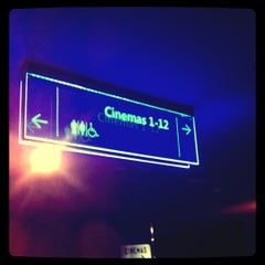 Photo taken at TGV Cinemas by iNicky on 4/14/2012