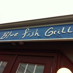 Photo taken at Blue Fish Grill by Jason F. on 6/4/2011