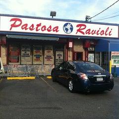 Photo taken at Pastosa Ravioli by J Geoff M. on 5/12/2012