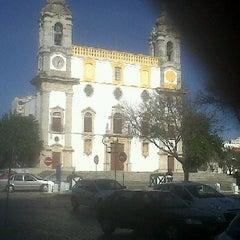 Photo taken at Igreja de Nossa Senhora do Carmo by Jorge L. on 1/9/2012