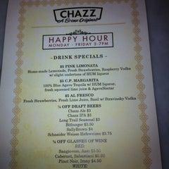 Photo taken at Chazz: A Bronx Original by K on 7/19/2011